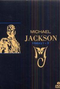 Cover Michael Jackson - History I + II [DVD]